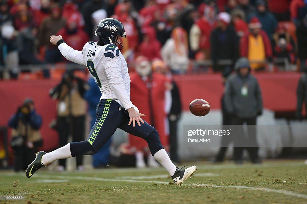 Seattle Seahawks v Kansas City Chiefs : Nachrichtenfoto