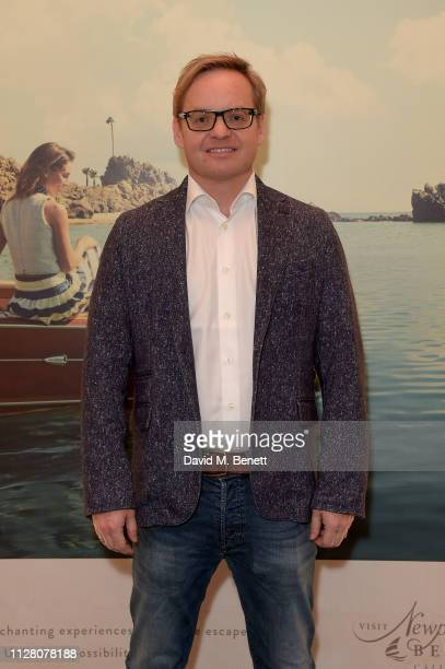 Jon S Baird attends the Fifth annual Newport Beach Film Festival UK Honours at The Langham Hotel on February 07 2019 in London England