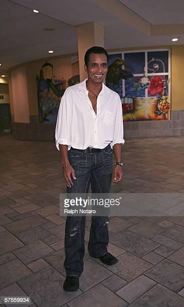 """Jon Secada attends the """"Poseidon"""" screenng VIP Gala on May 8, 2006 in Miami, Florida."""