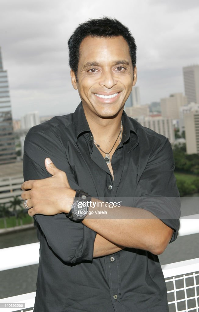 Jon Secada / Big3 Press Conference