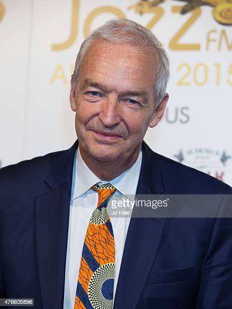 Jon Snow attends the Jazz FM Awards at Vinopolis on June 10 2015 in London England