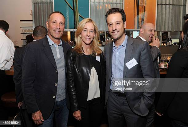Jon Steinberg attends the DailyMailcom Answers To Correspondents with Jack Suzy Welch on April 15 2015 in New York City