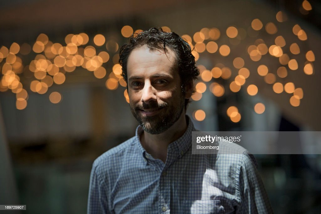 Buzzfeed Inc. President And Chief Operating Officer Jon Steinberg Interview : News Photo