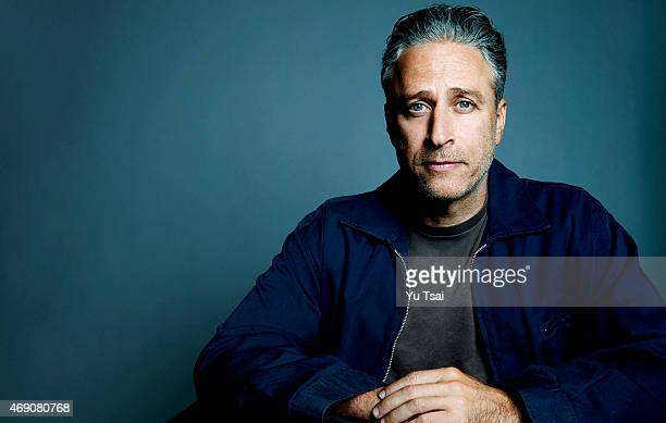 Jon Stewart is photographed at the Toronto Film Festival for Variety on September 6 2014 in Toronto Ontario