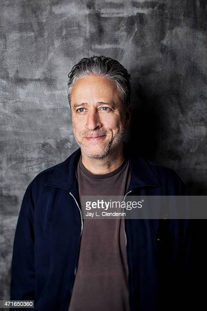 Jon Stewart is photographed for Los Angeles Times on September 8, 2014 in Toronto, Ontario. PUBLISHED IMAGE. CREDIT MUST READ: Jay L. Clendenin/Los...