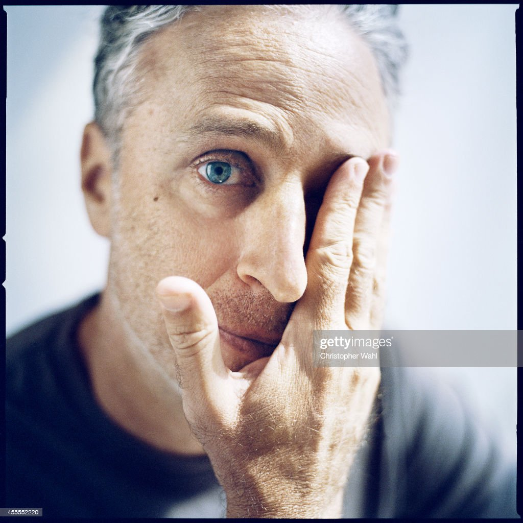 Jon Stewart is photographed for The Globe and Mail on September 9, 2014 in Toronto, Ontario.