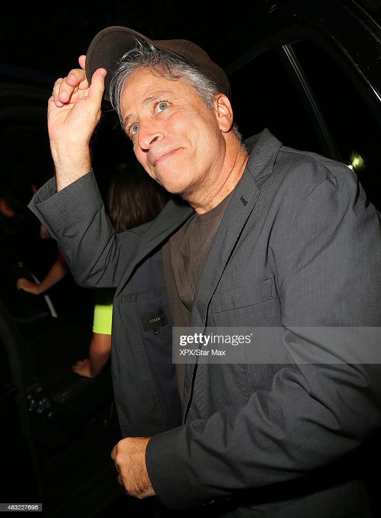 """The Daily Show With Jon Stewart"" #JonVoyage - Arrivals & Departures"
