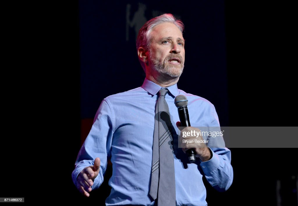The New York Comedy Festival and The Bob Woodruff Foundation Present the 11th Annual Stand Up for Heroes Event : News Photo