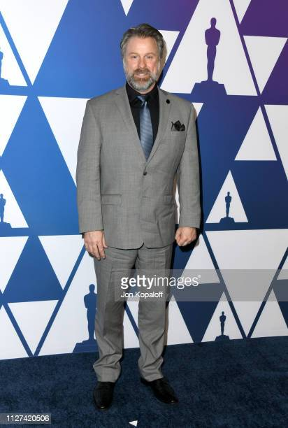 Jon Taylor attends the 91st Oscars Nominees Luncheon at The Beverly Hilton Hotel on February 04 2019 in Beverly Hills California