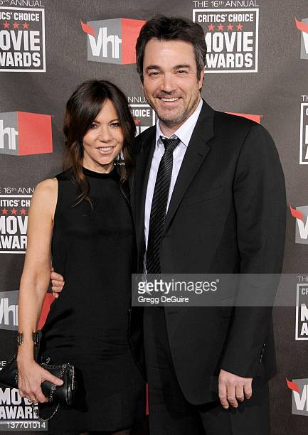 Jon Tenney arrives at The 16th Annual Critics' Choice Movie Awards at the Hollywood Palladium on January 14 2011 in Hollywood California