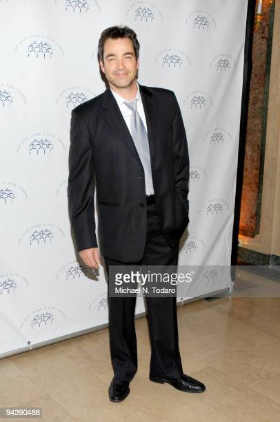 Jon Tenney attends the New York Stage and Film's annual gala at The Plaza Hotel on December 13 2009 in New York City