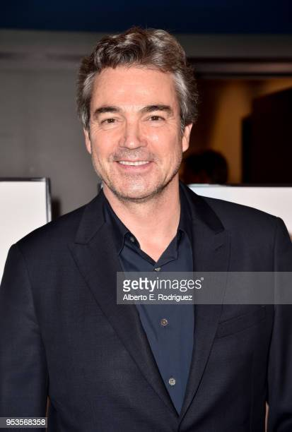 Jon Tenney attends the premiere of Sony Pictures Classics' The Seagull at Writers Guild Theater on May 1 2018 in Beverly Hills California