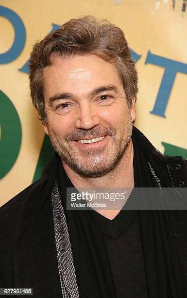 Jon Tenney attends the press reception for the Opening Night of the Lincoln Center Theater Production of 'The Babylon Line' at the Mitzi E Newhouse...