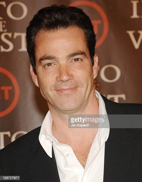 Jon Tenney during Into the West TNT Network Los Angeles Premiere Arrivals at Directors Guild of America in Hollywood California United States