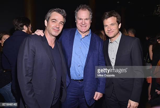 Jon Tenney Jay O Sanders and Jason Bateman attend the 2016 Tribeca Film Festival After Party For The Family Fang Sponsored By Hendrick's Gin at White...