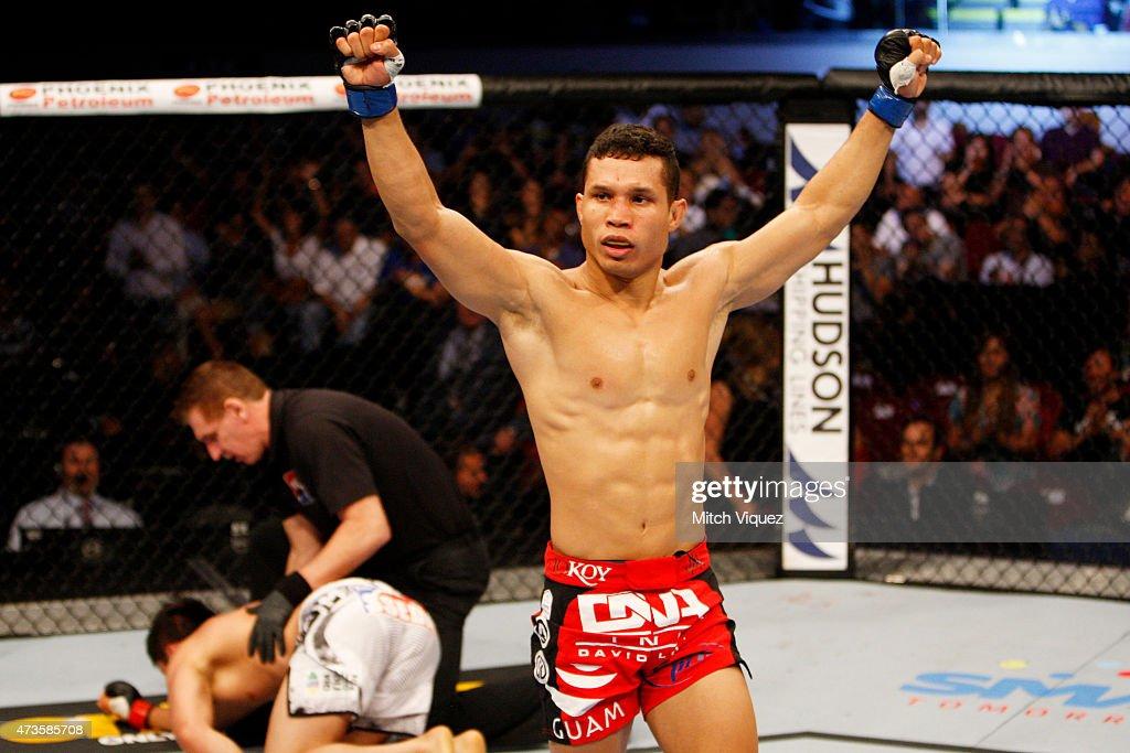 UFC Fight Night: Bang v Tuck : News Photo