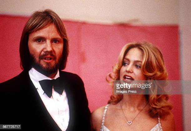 Jon Voight and Goldie Hawn circa 1978 in Los Angeles California