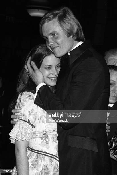 Jon Voight and Marcheline Bertrand sighting on March 8 1971 in New York City