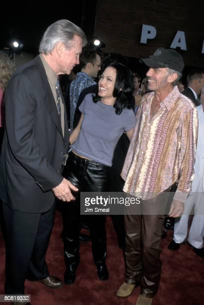Jon Voight Angelina Jolie and Billy Bob Thornton