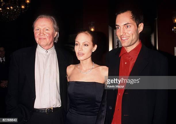 Jon Voight Angelina Jolie and James Haven