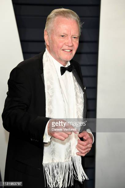 Jon Voight attends 2019 Vanity Fair Oscar Party Hosted By Radhika Jones Arrivals at Wallis Annenberg Center for the Performing Arts on February 24...