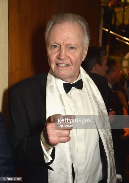 Jon Voight attends HBO's Official 2019 Golden Globe Awards After Party on January 6 2019 in Los Angeles California