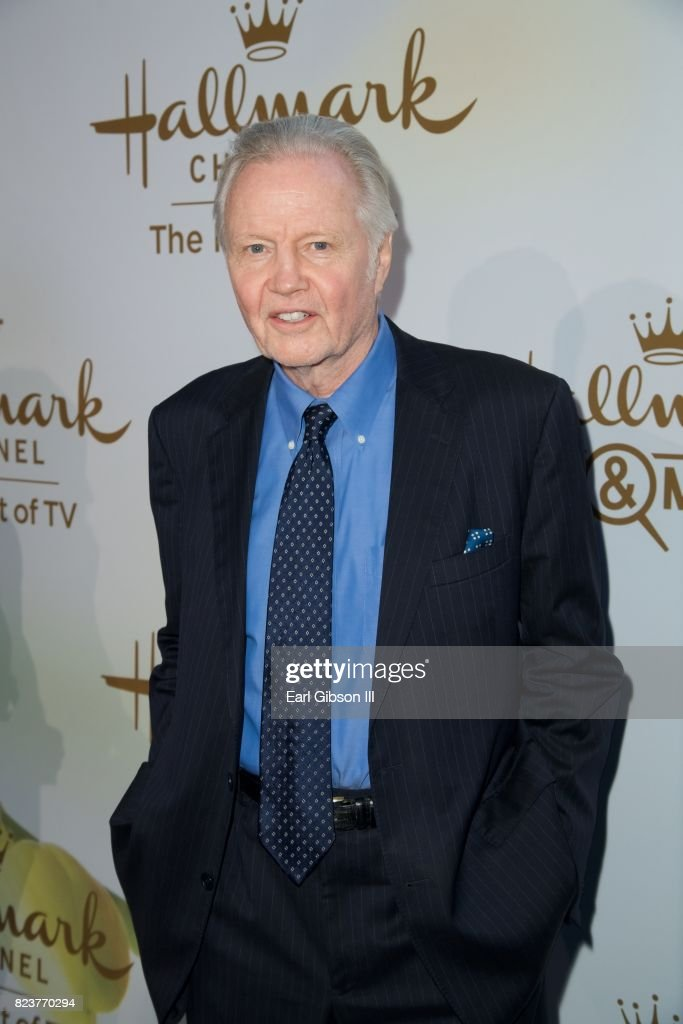 Jon Voight attends the 2017 Summer TCA Tour-Hallmark Channel And Hallmark Movies and Mysteries at a private residence on July 27, 2017 in Beverly Hills, California.
