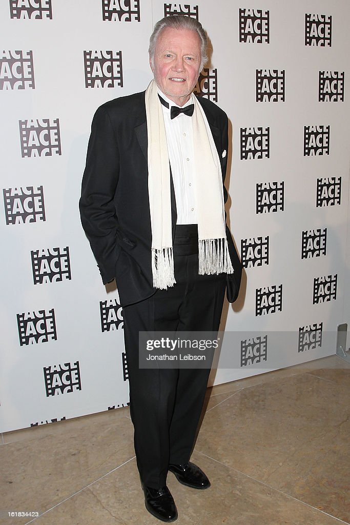 Jon Voight attends the 63rd Annual ACE Eddie Awards at The Beverly Hilton Hotel on February 16, 2013 in Beverly Hills, California.