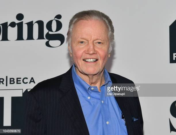 Jon Voight attends the Ray Donovan Season 6 Premiere during the 2018 Tribeca TV Festival at Spring Studios on September 23 2018 in New York City