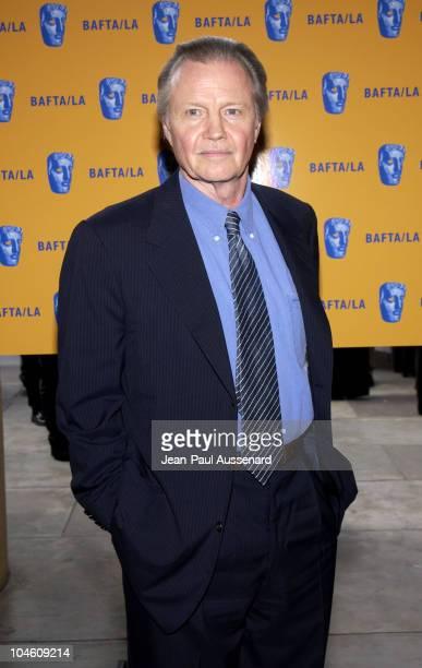 Jon Voight during BAFTA/LA Honoring John Schlesinger at American Cinematheque's Egyptian Theatre in Hollywood California United States