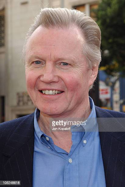 Jon Voight during Peter Pan Los Angeles Premiere at Grauman's Chinese Theater in Hollywood California United States