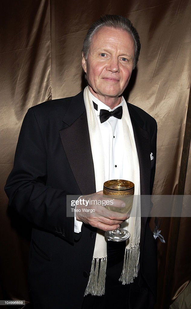 Jon Voight during The 10th Annual Elton John AIDS Foundation InStyle Party - Inside at Moomba Restaurant in Hollywood, California, United States.