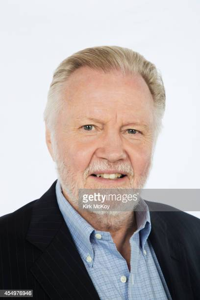 Jon Voight is photographed for Los Angeles Times on August 25 2014 in Los Angeles California PUBLISHED IMAGE CREDIT MUST BE Kirk McKoy/Los Angeles...