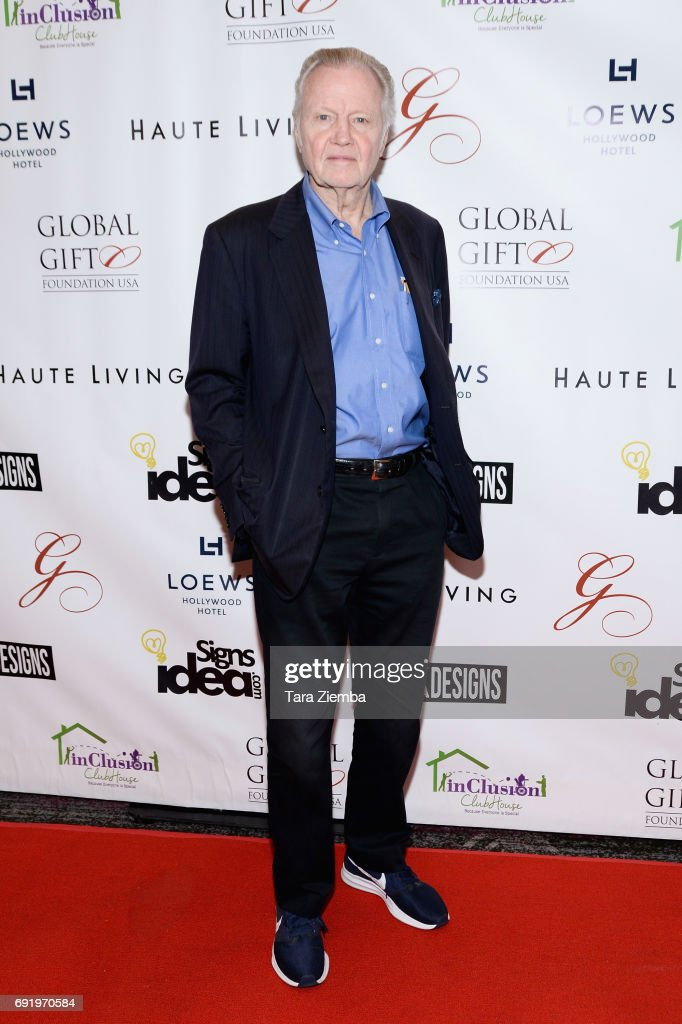 Jon Voigt attends inClusion ClubHouse hosts 4th Annual Special Needs Family Prom at Loews Hollywood Hotel on June 3, 2017 in Hollywood, California.
