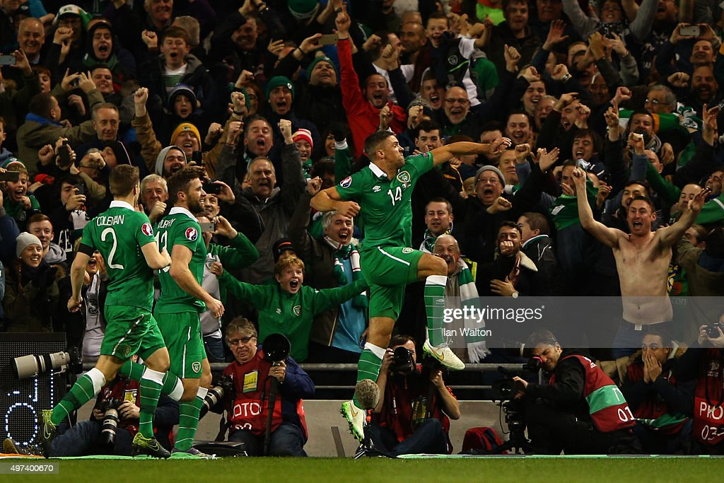 Republic of Ireland v Bosnia and Herzegovina - UEFA EURO 2016 Qualifier: Play-Off Second Leg