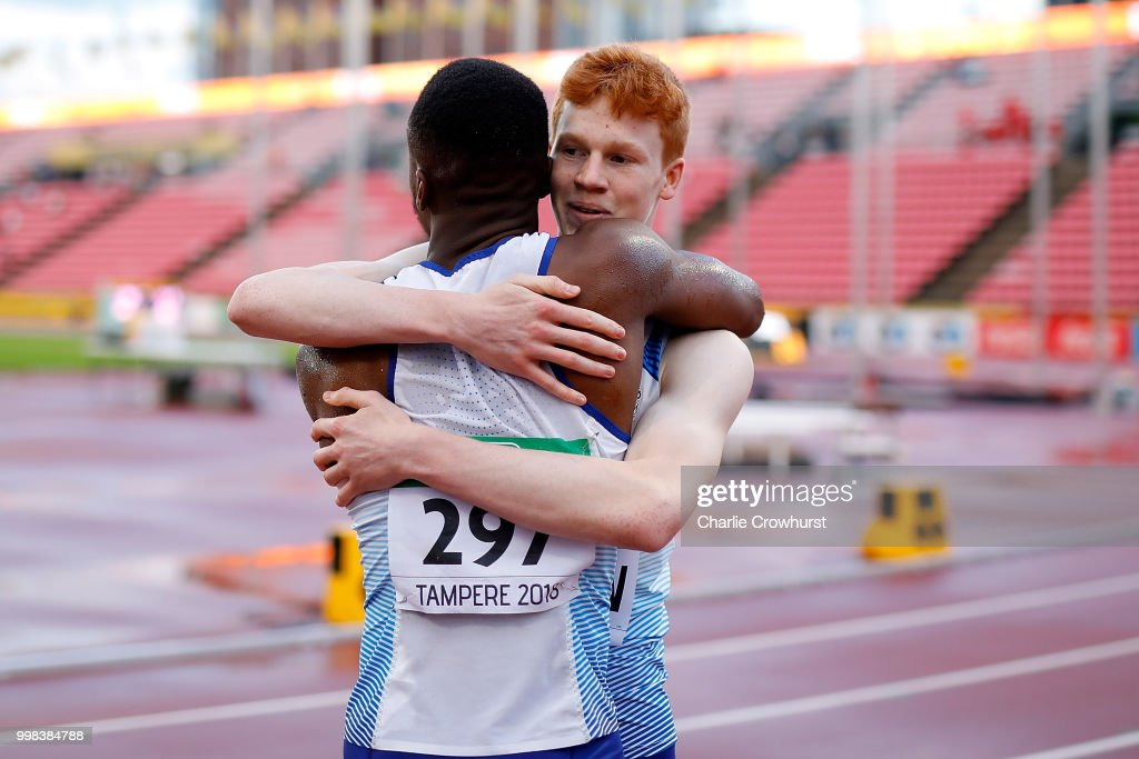 IAAF World U20 Championships - Day 4 : News Photo