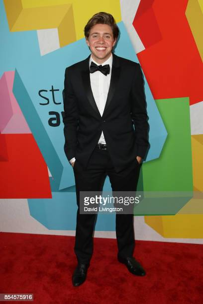 Jonah Green attends the 7th Annual 2017 Streamy Awards at The Beverly Hilton Hotel on September 26 2017 in Beverly Hills California