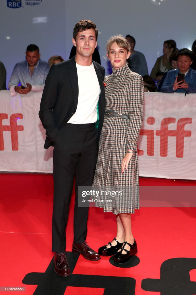 "2019 Toronto International Film Festival - ""The Song Of Names"" Premiere - Arrivals : News Photo"