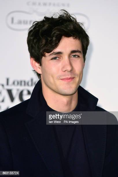 Jonah HauerKing at the London Evening Standard's annual Progress 1000 in partnership with Citi and sponsored by Invisalign UK held in London PRESS...
