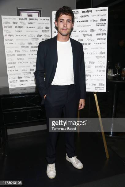 Jonah HauerKing at the Sony Pictures Classics TIFF Celebration Dinner 2019 at Morton's The Steakhouse on September 07 2019 in Toronto Canada