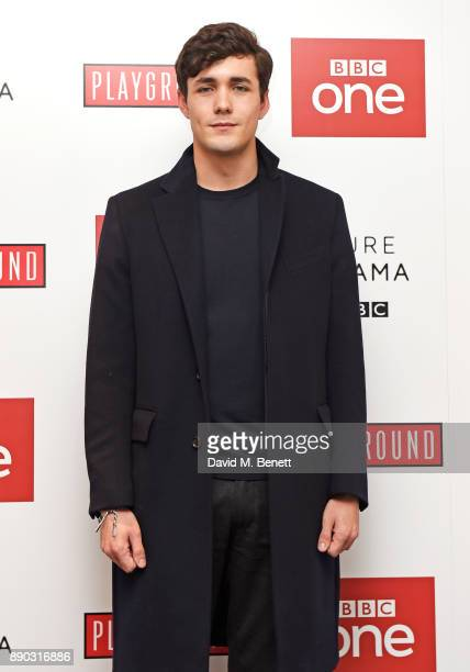 Jonah HauerKing attends a special screening of new BBC drama Little Women at The Soho Hotel on December 11 2017 in London England
