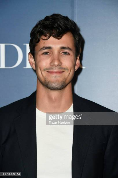 Jonah HauerKing attends the HFPA/THR TIFF PARTY during the 2019 Toronto International Film Festival at Four Seasons Hotel on September 07 2019 in...