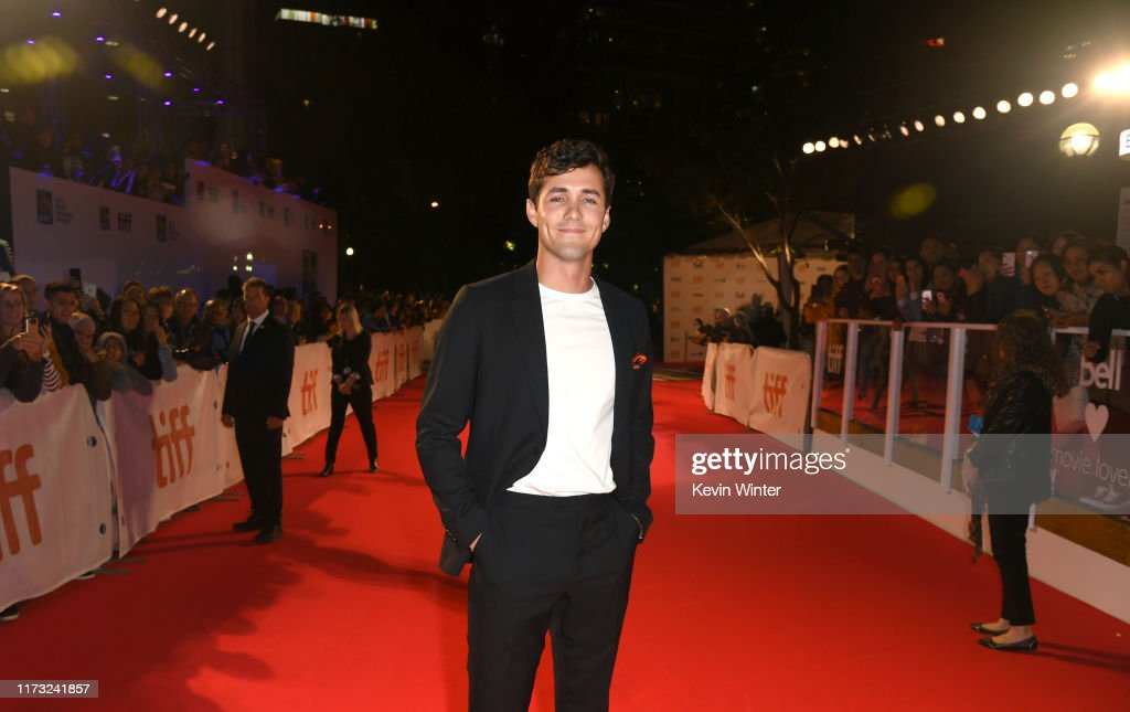 "2019 Toronto International Film Festival - ""The Song Of Names"" Premiere - Red Carpet : News Photo"