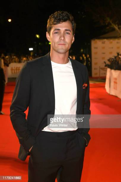 Jonah HauerKing attends The Song Of Names premiere during the 2019 Toronto International Film Festival at Roy Thomson Hall on September 08 2019 in...