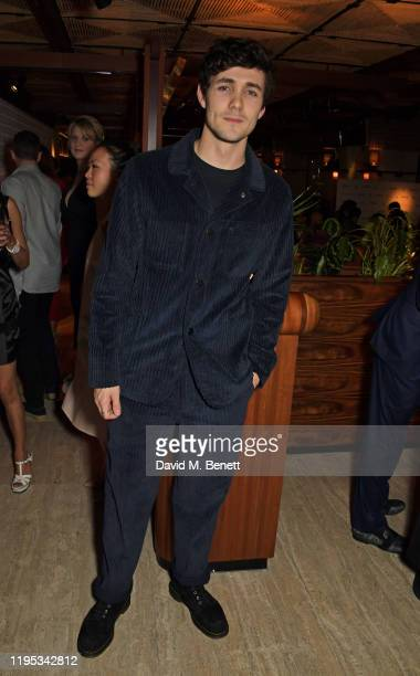 Jonah HauerKing attends the Vanity Fair EE Rising Star Award Party ahead of the 2020 EE BAFTAs at The Standard London on January 22 2020 in London...