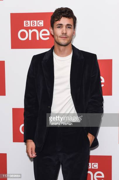 Jonah HauerKing attends the World On Fire BFI Premiere at BFI Southbank on September 3 2019 in London England