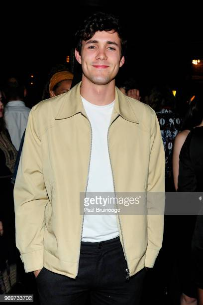 Jonah HauerKing attends YouTube With The Cinema Society Host The After Party For Impulse at Oyster Bar at The Roxy Cinema on June 7 2018 in New York...