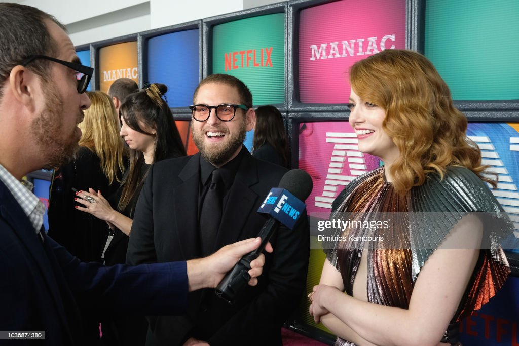 "Netflix Original Series ""Maniac"" New York Premiere"