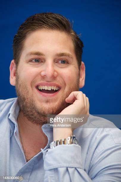 Jonah Hill at the '21 Jump Street' Photo Op on April 16 2012 in Cancun Quintana Roo Mexico