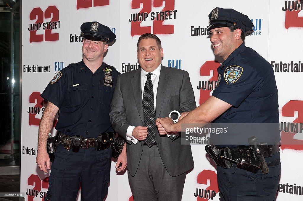 """22 Jump Street"" New York Premiere : News Photo"